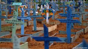 Coronavirus en Brasil: 12 meses y 250.000 muertos | Brasil en DW | DW |  02.03.2021