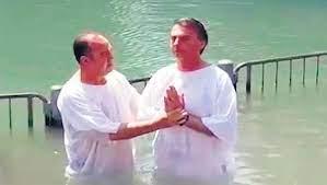 """Balotaje: Bolsonaro, la Iglesia Universal y el """"pare de sufrir"""""""