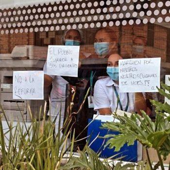 Colombia: Primeros auxilios para movilizaciones