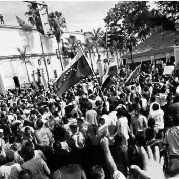 Desde Venezuela- La espontaneidad de las masas: una vacuna contra el poder de la burocracia