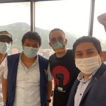 Colombia: Cuando la Policía se alió con hombres armados vestidos de civil
