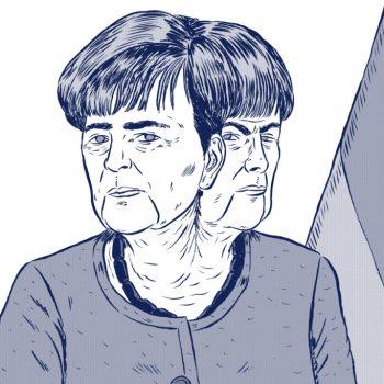 Alemania: Yanis Varoufakis* se despide de Angela Merkel
